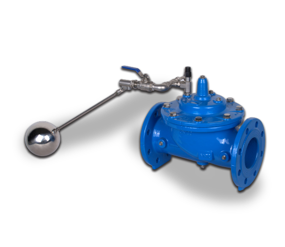 Float Control Valve for Water Tank -- VG-3-1-1-C